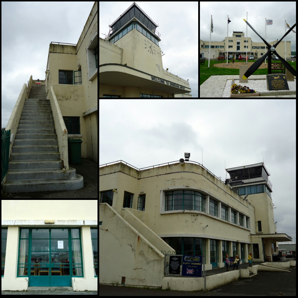 Shoreham Art Deco Airport