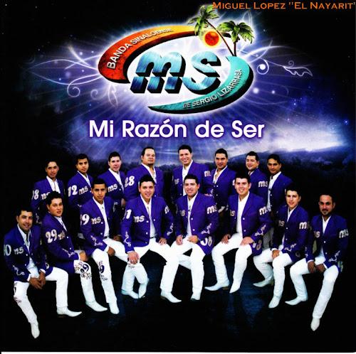 Banda MS - Mi Razón De Ser (CD 2012)