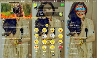 BBM Mod MI Transparent 2.8