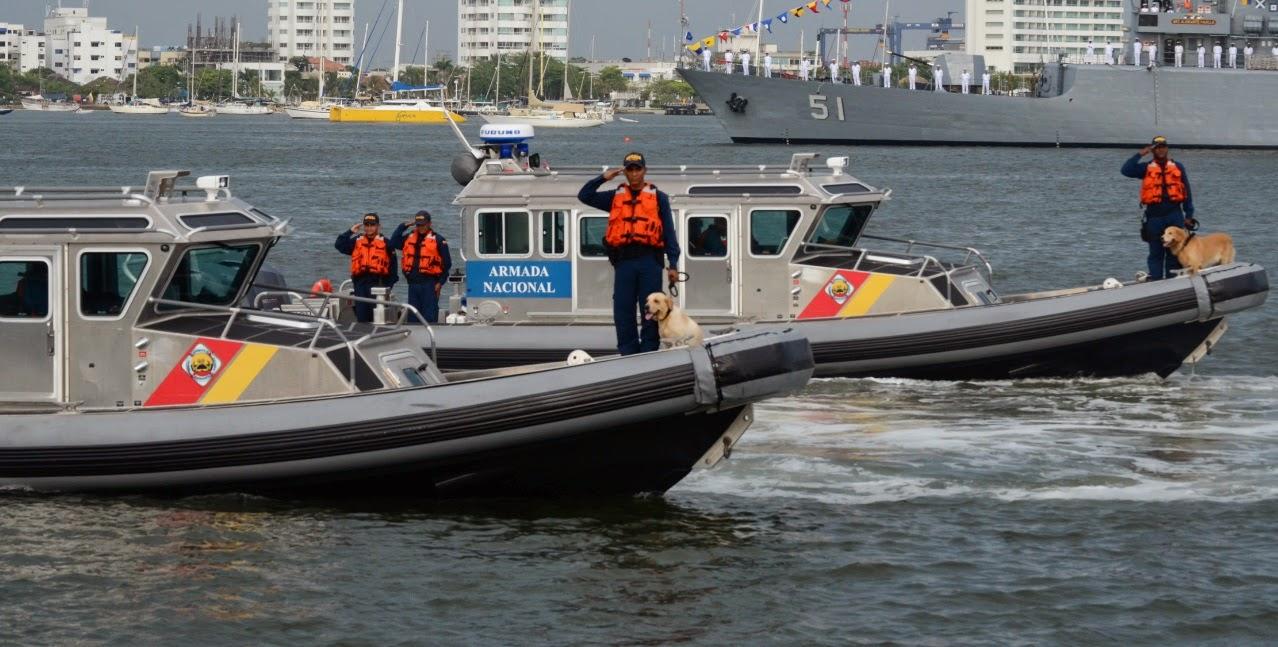 Guardacostas Armada Colombia