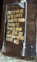 Belchite viejo, el pueblo olvidado