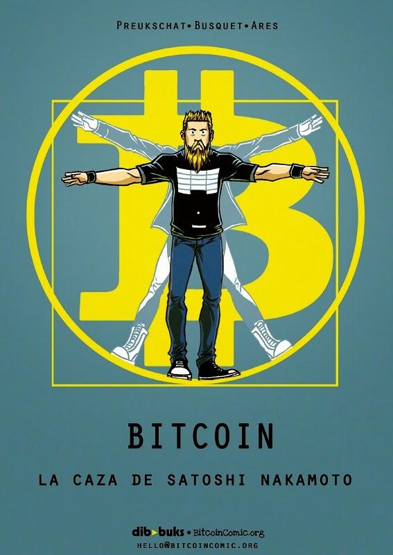 comic bitcoin