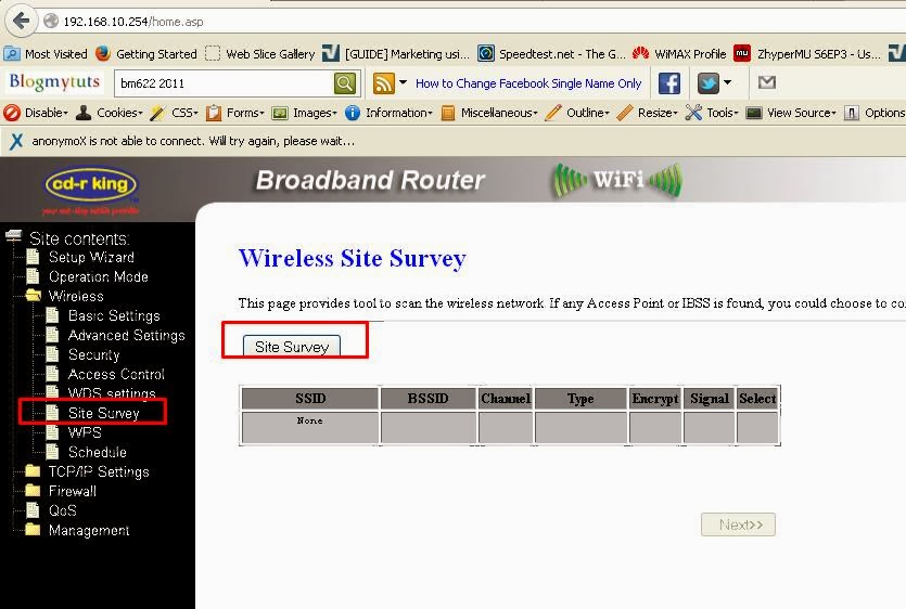 How To Clone A Wifi Hotspot Repeater Blogmytuts