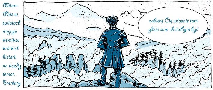 Komiks Breniary