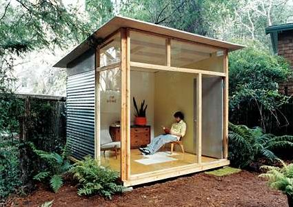 com six free plan sets for tiny houses cabins shedworking offices