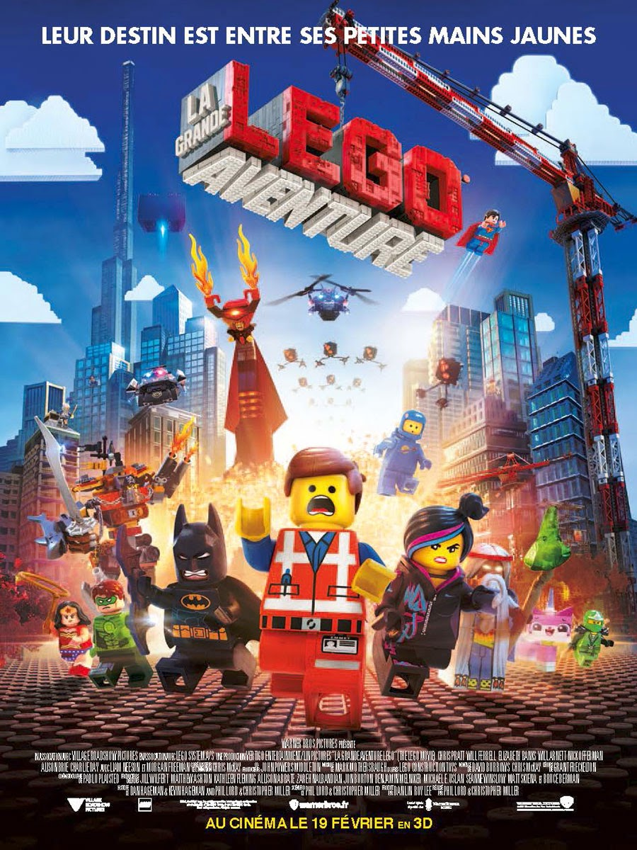 Regarder La Grande Aventure Lego en streaming - Film Streaming