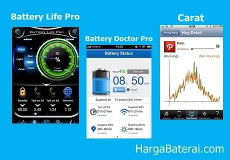 3 Aplikasi Untuk Menghemat Baterai iPhone