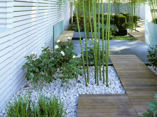 10 zamjena za beton u dvorištu ~ Uređenje kuća i dvorišta