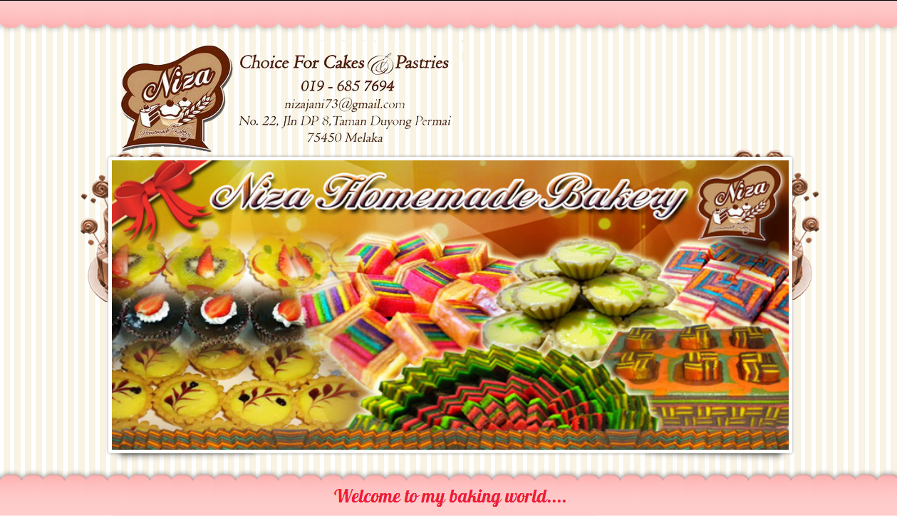 Niza Homemade Bakery