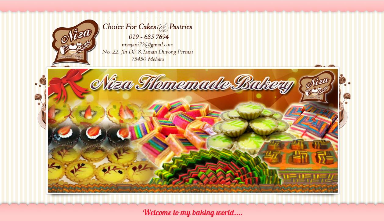 Niza Homemade Bakery