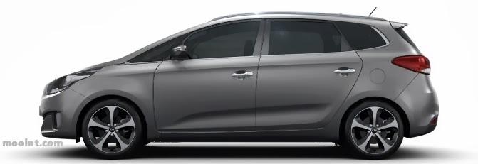 صور سيارة كيا كارينز 2014