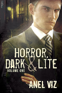 Dark Horror cover