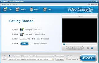 iWisoft Video converter Version 1.2 Build 091127