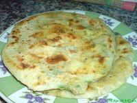 Roti Paratha Kentang   by   Newbie123@MyResepi.com