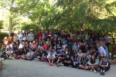 Los institutos de Alcalá de Guadaíra nombran a sus pacificadores