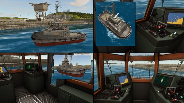 European Ship Simulator [Iso]