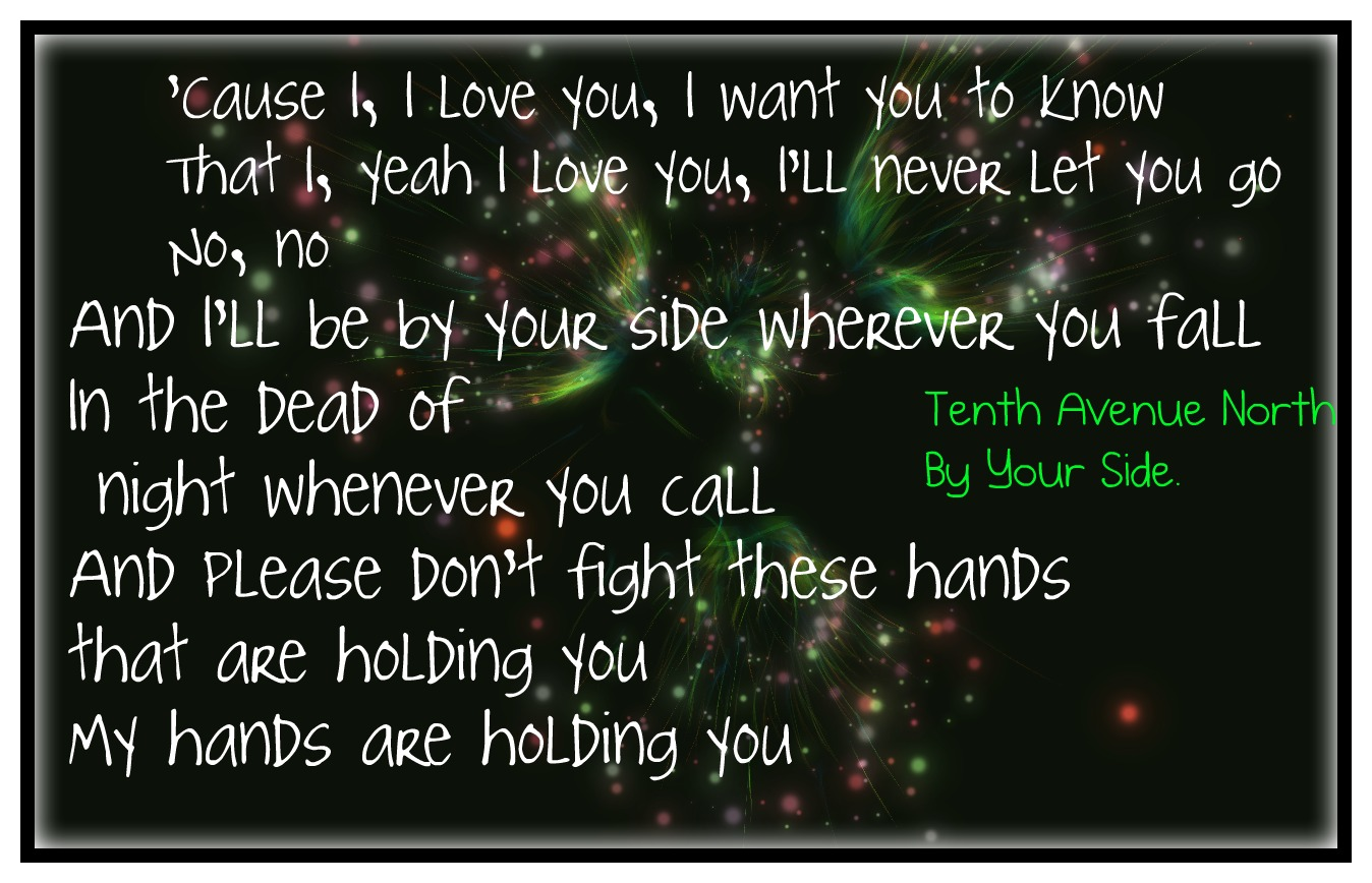 By Your Side, Tenth Avenue North
