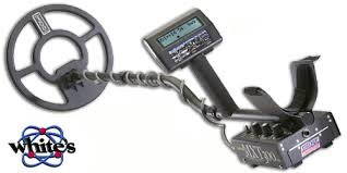 A picture of a whites mxt 300 metal detector