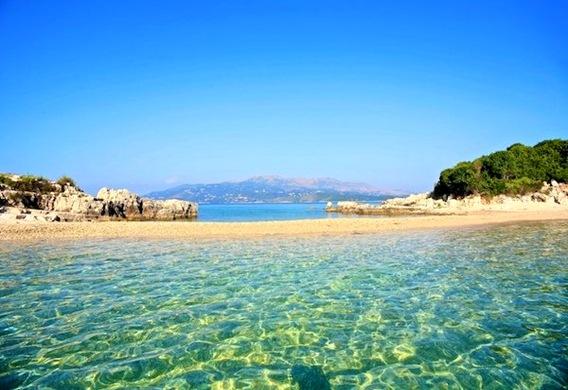 KSAMIL , ALBANIA - LE SPIAGGE - Turismo in Albania