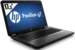 HP Pavilion g7-1101xx Drivers For Windows 8 (64bit)