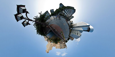 Stunning Stereographic Projection Photos Seen On   www.coolpicturegallery.us