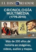 HISTORIA MUNDIAL Cronología Multimedia.