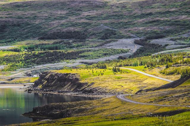 krajobraz islandzki