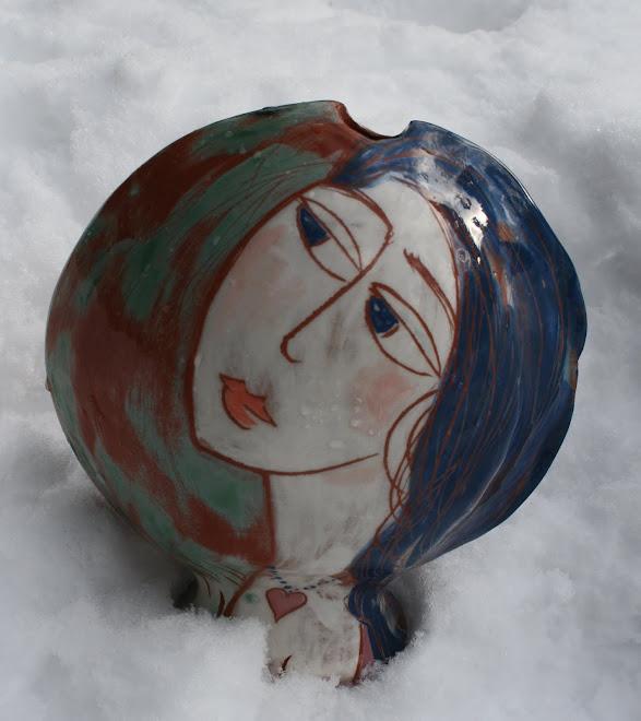 Portrait l'hiver
