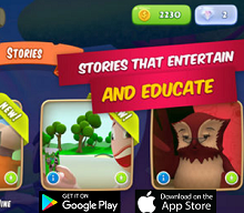 Educational App of the Month - Timmokids