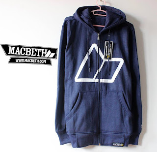 Jaket Macbeth Navy