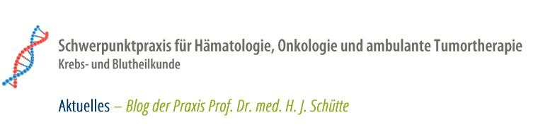 Onkologie Düsseldorf – Prof. Dr. med. J. Schütte