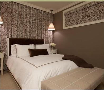Decorar habitaciones cortinas dormitorios modernos - Fotos cortinas dormitorio ...