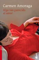 Carmen Amoraga - Algo tan parecido al amor