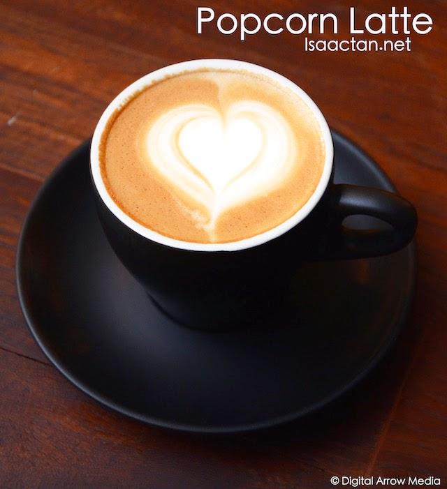 Popcorn Latte - RM11