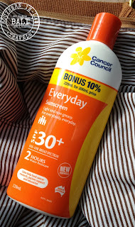 Our Bali Travel Essentials - What to take to Bali - Sunscreen