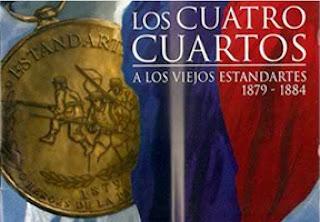 hibridocultural: LOS CUATRO CUARTOS- A Los Viejos Estandartes