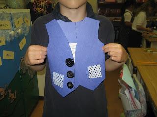 vest, card