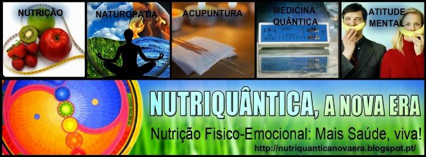 NutriQuântica, A Nova Era