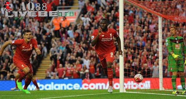 Liputan Bola - Liverpool menang 1-0 atas Bournemouth di Anfield Stadium, Selasa (18/8/2015) dini hari WIB pada ajang Liga Premier Inggris.