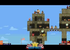 تحميل لعبة Broforce مجانا