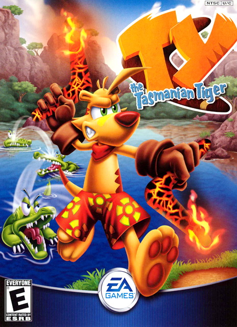 TY THE TASMANIAN TIGER 4 Pc Game Free Download Full