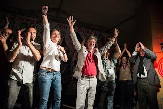 SOMOS sindicalistas Aragón pide política social a Zaragoza en común