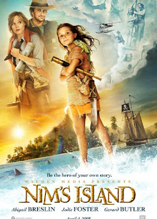 Nim's Island – Macera adası film izle