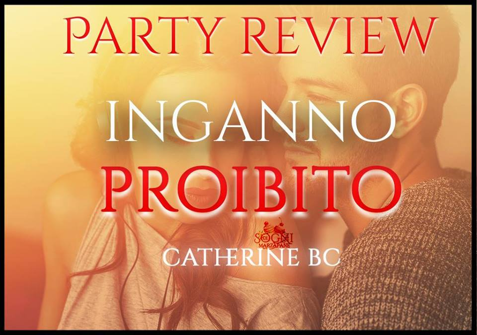 Review Party: Inganno proibito di Catherine BC