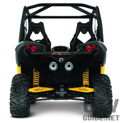 2014 Can-Am Maverick 1000R X xc DPS