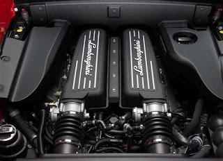 2012 Lamborghini Gallardo LP 570-4
