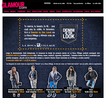 Denimmania en Glamour.com