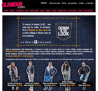 Denimmania en Glamour.com