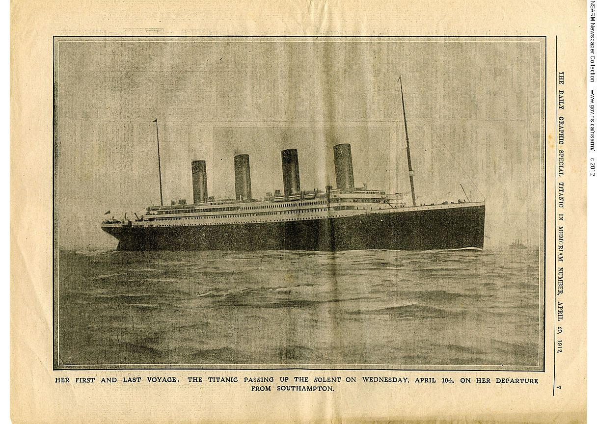 voyage on the great titanic The voyage of the great titanic ~ the diary of margaret anne brady chapter 1 part 2 juana mktavish acum 7 ani.