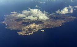 Ascension Island From the Air